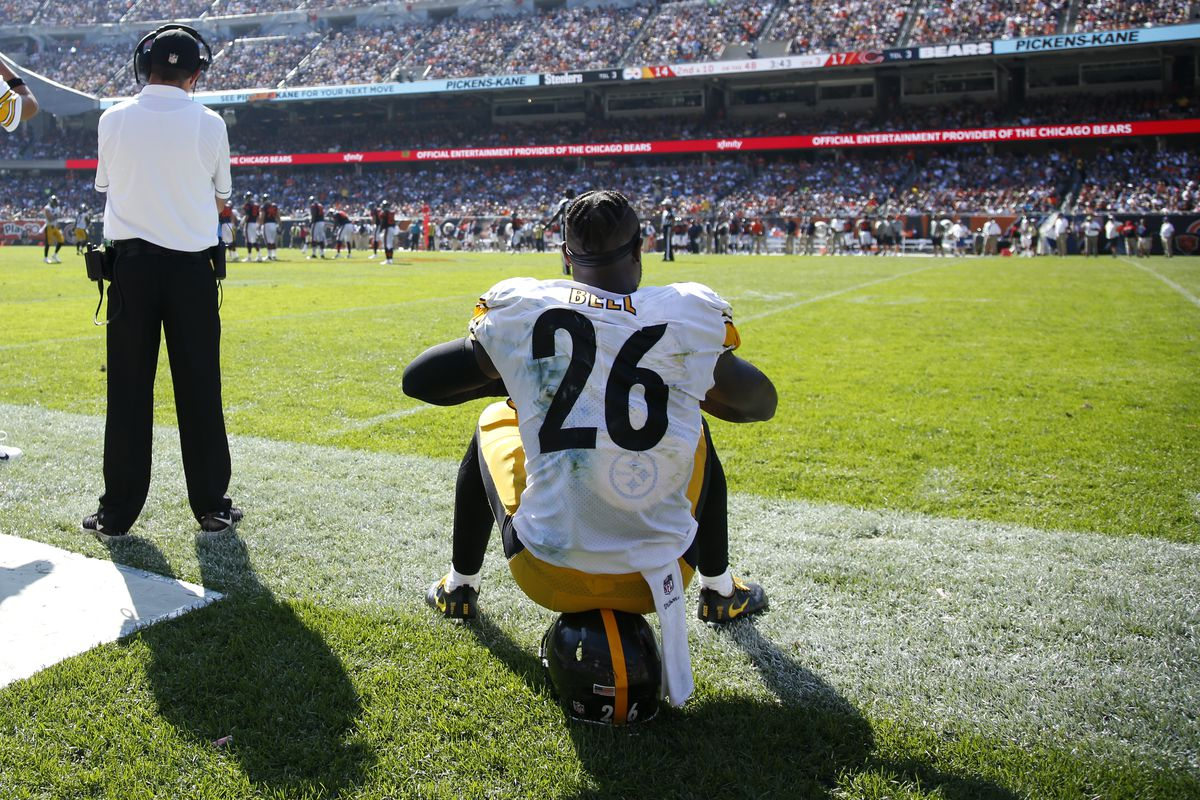 247b00b9c4d Report claims Jets head coach did not want team to sign Le Veon Bell ...