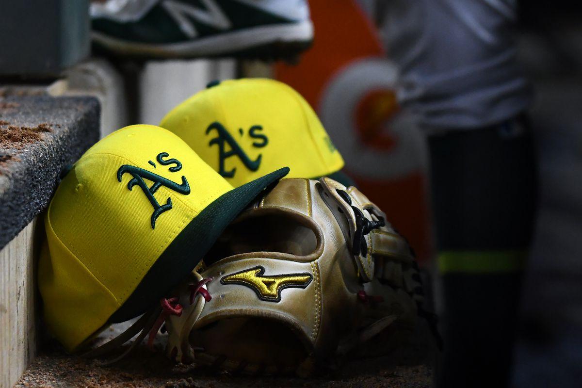 MLB: AUG 25 Athletics at Twins