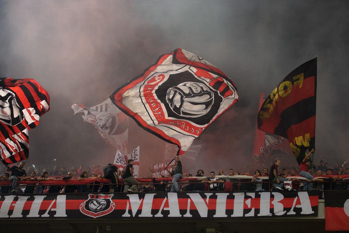SOCCER - Serie A - AC Milan v Internazionale Milano / Inter Milan