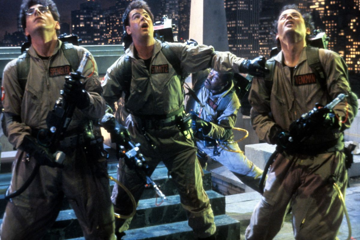 the original ghostbusters was hugely political the new one not so