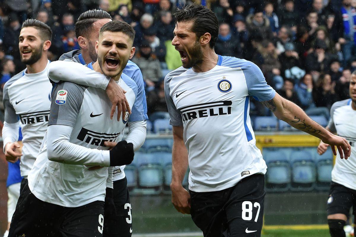 Image result for inter sampdoria 0-5