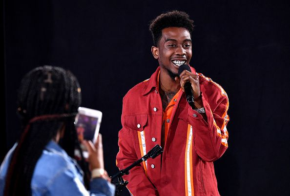 Desiigner (pictured at the 2018 BET Awards Post Show in June) will perform at the YAS! Youth Arts Showcase on Saturday in Millennium Park. | Paras Griffin/Getty Images