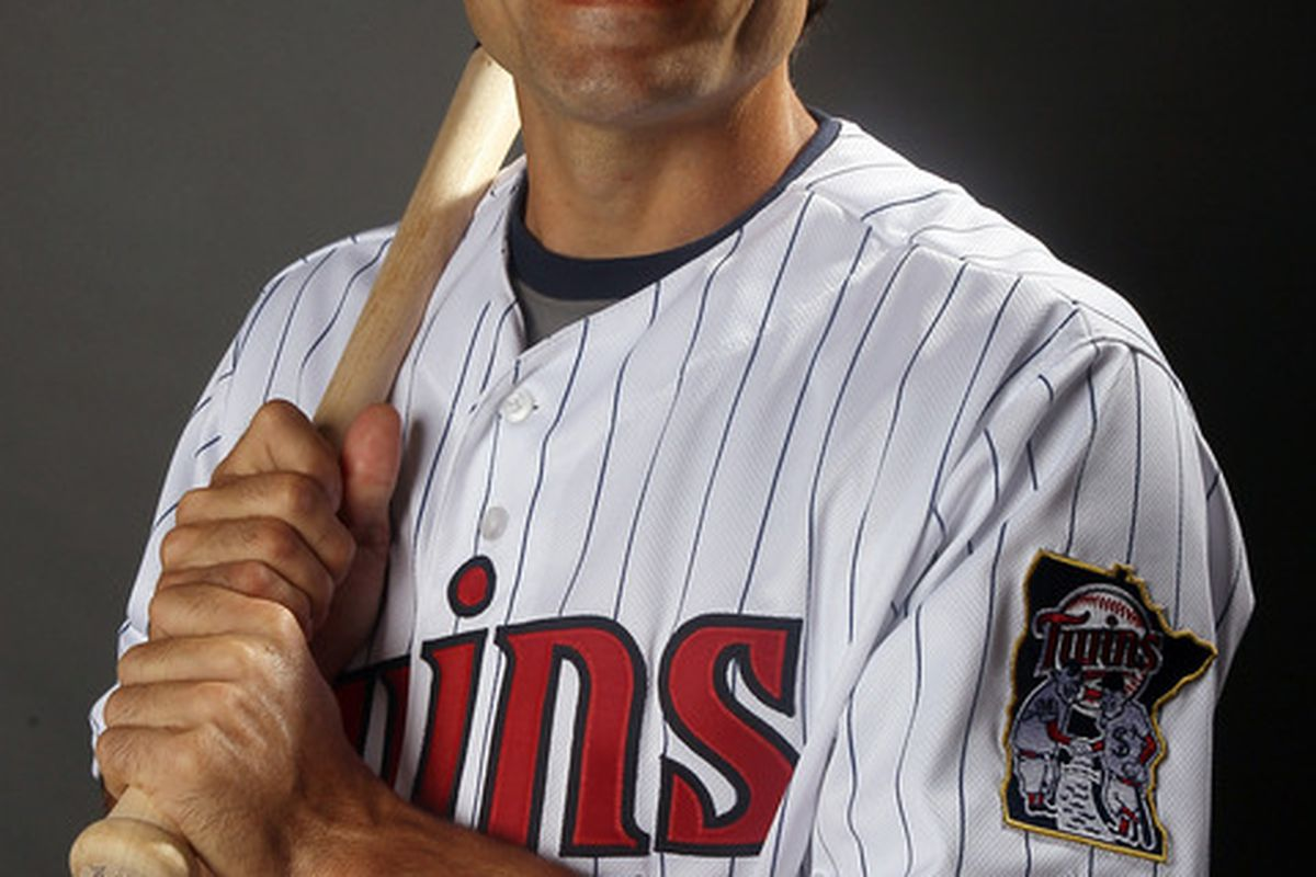Get used to this face, Twins fans.
