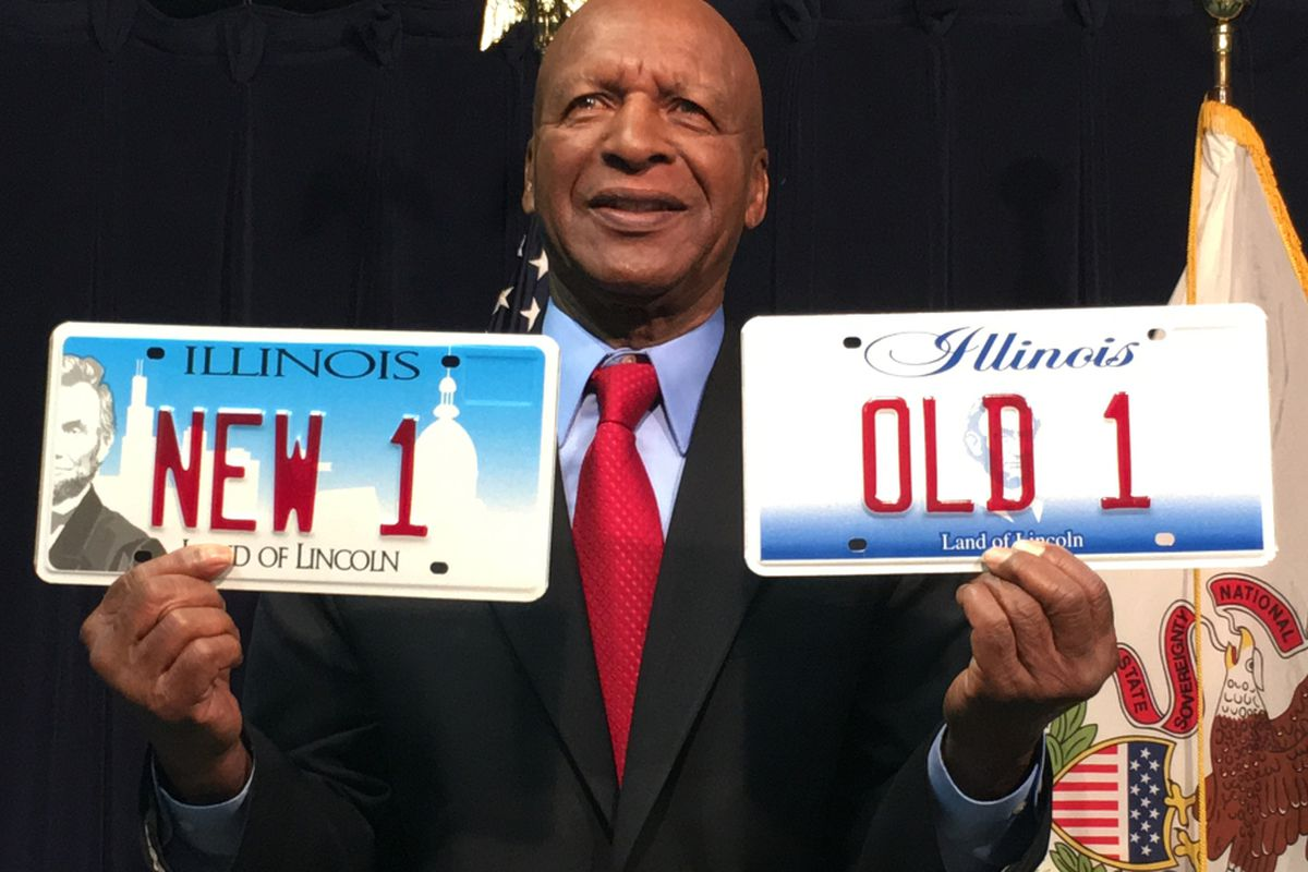 State unveils new design, will replace faulty license plates
