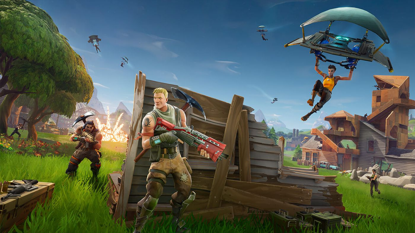 fortnite ps4 vs xbox one cross play isn t happening but both consoles can play against pc or mobile the verge - how to friend request on fortnite ps4