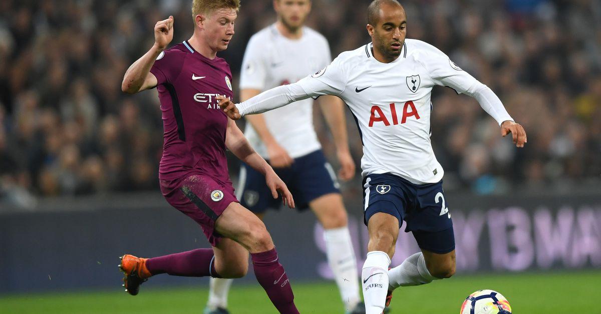 Tottenham Hotspur vs Manchester City, Premier League ...