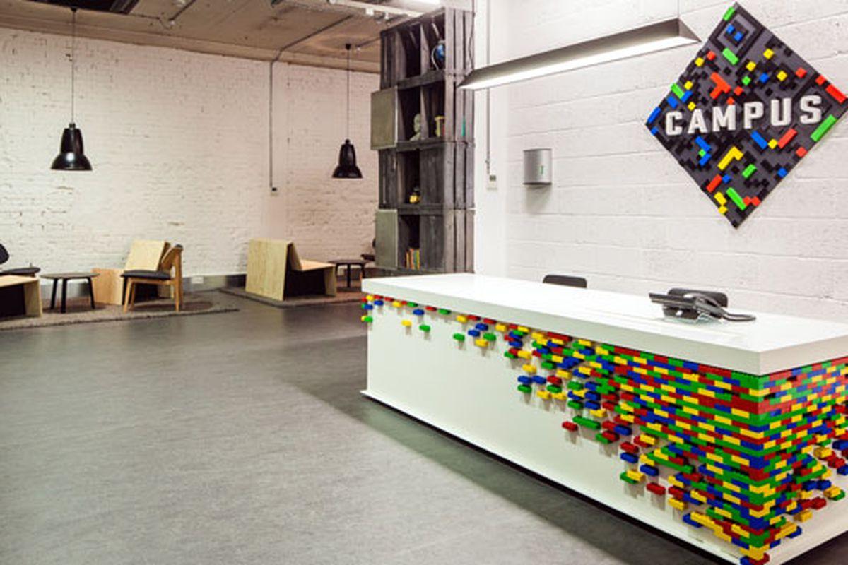 Google Campus London tech city 1