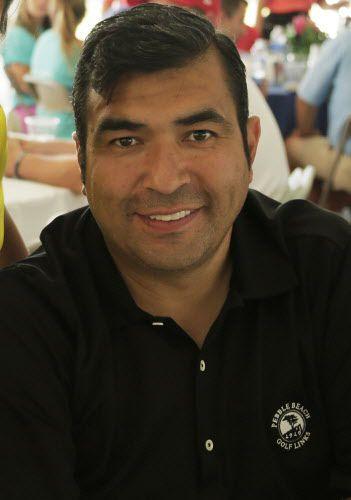 Juan Gaytan, owner of Monterrey Security.