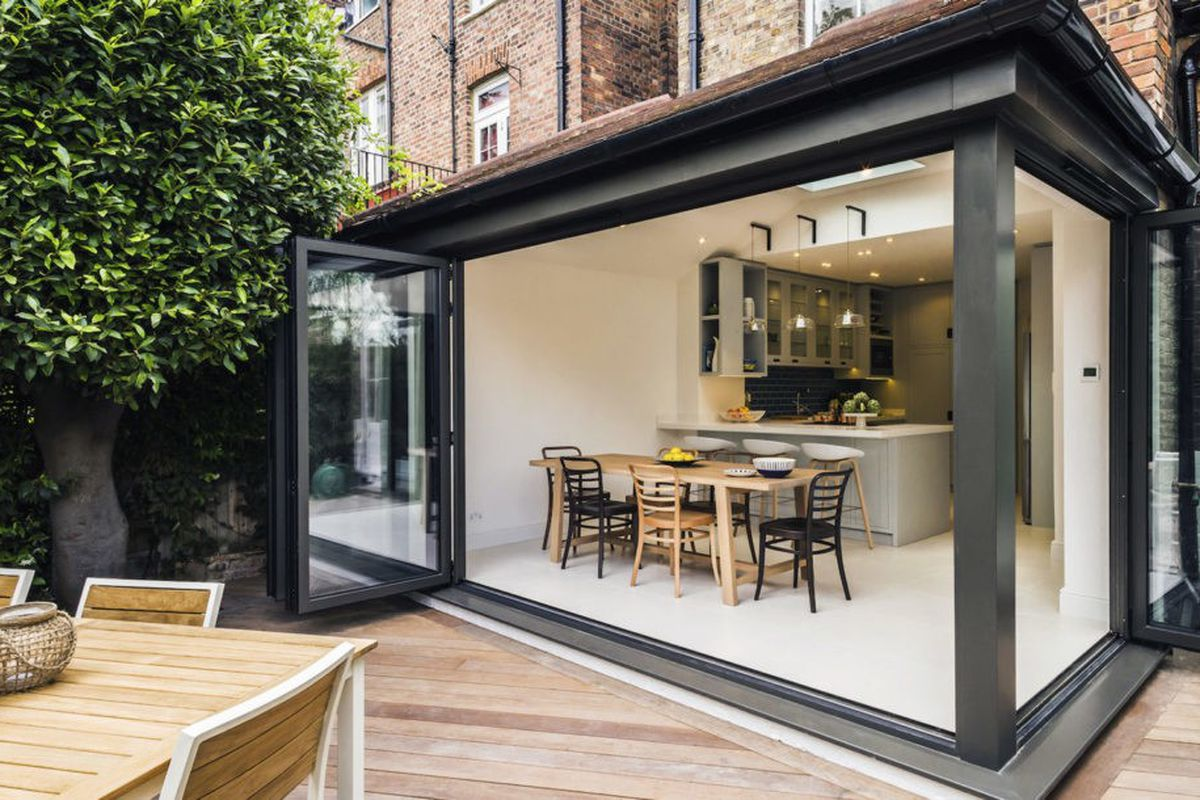 London Victorian Townhouse Gets A Fresh Modern Reno Curbed