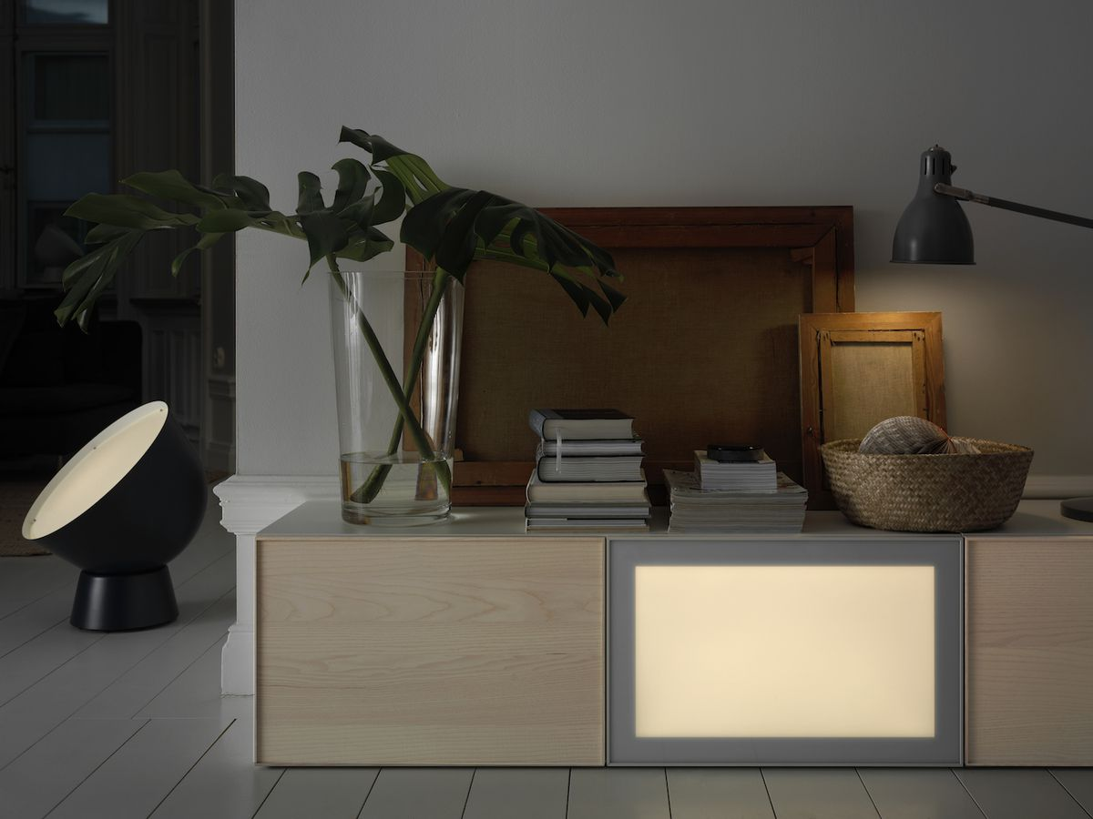 brand new 9b6ea f09e3 Ikea launches smart lighting collection - Curbed