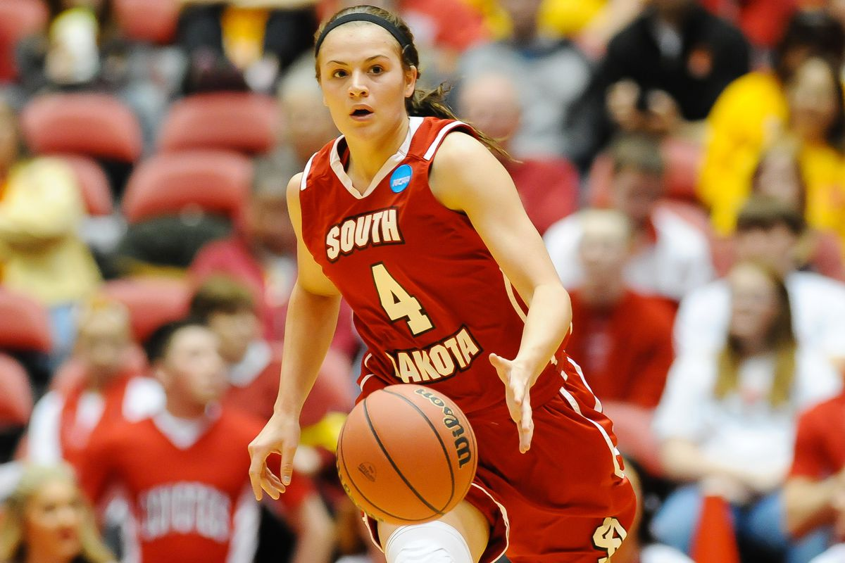 Nicole Seekamp is the star, but it was Tia Hemiller who led the Yotes to glory yesterday.