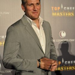 Top Chef Masters host Curtis Stone