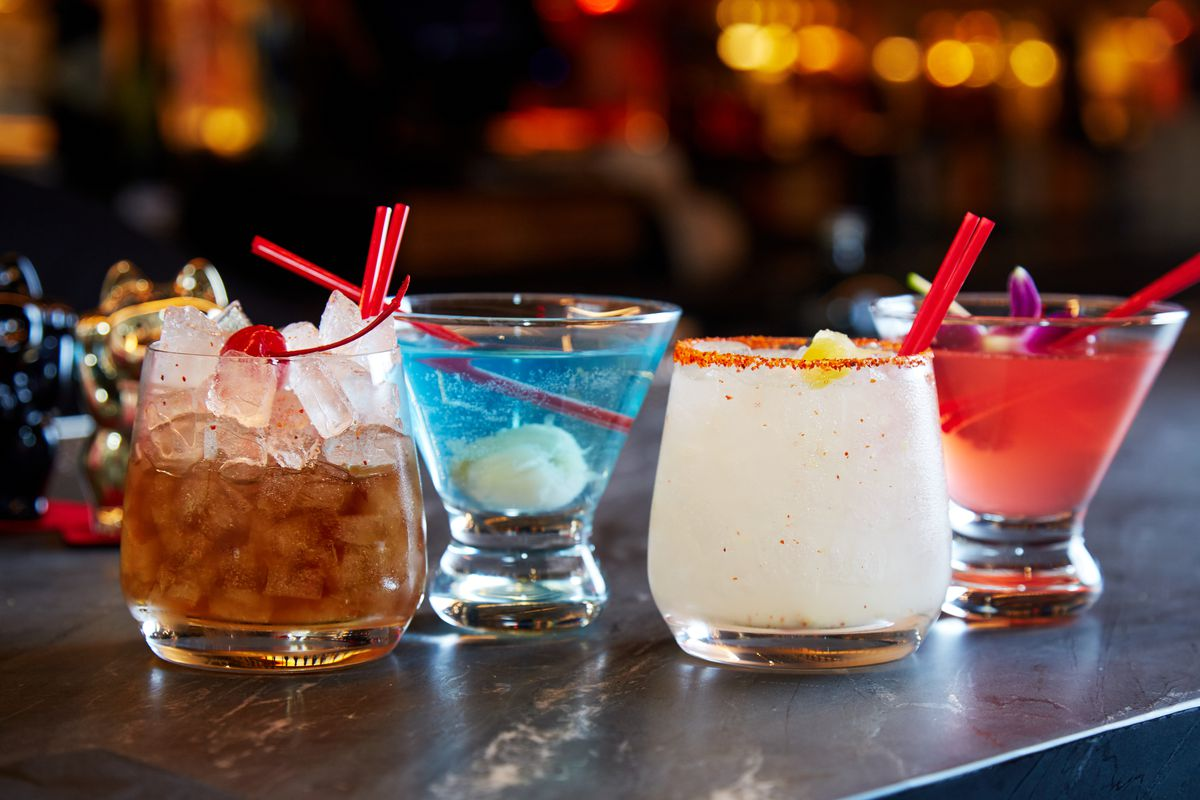 Wokuni cocktails