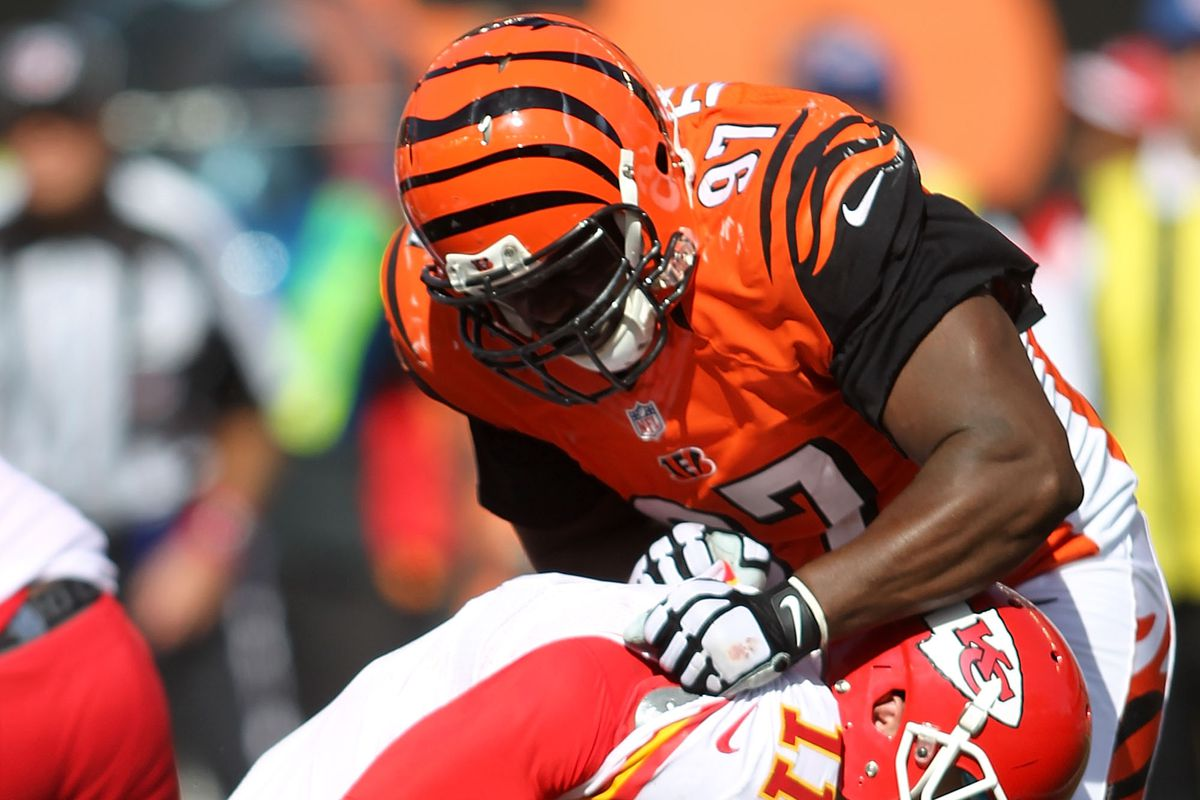 Geno Atkins named to NFL Top 100 Players of 2016 Cincy Jungle