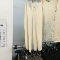 Silk camisole, size L, $68 (was $195)