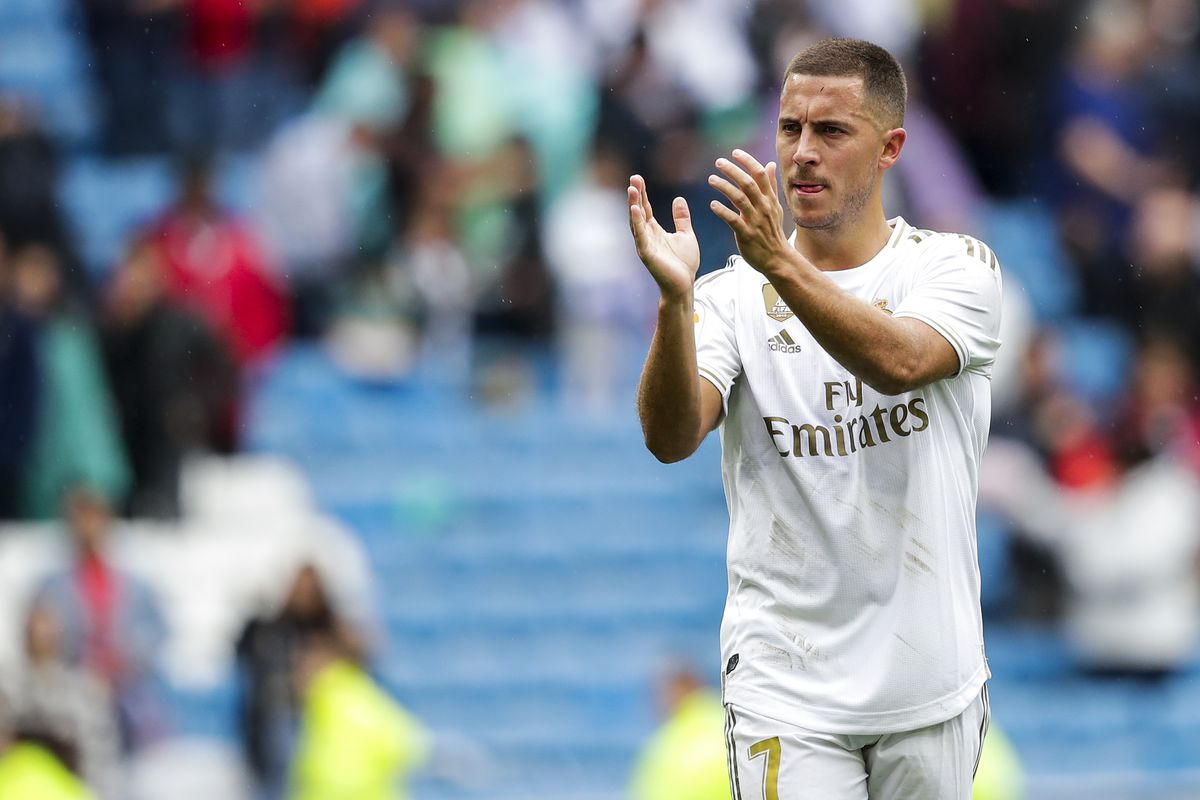 Eden Hazard - Real Madrid - Champions League
