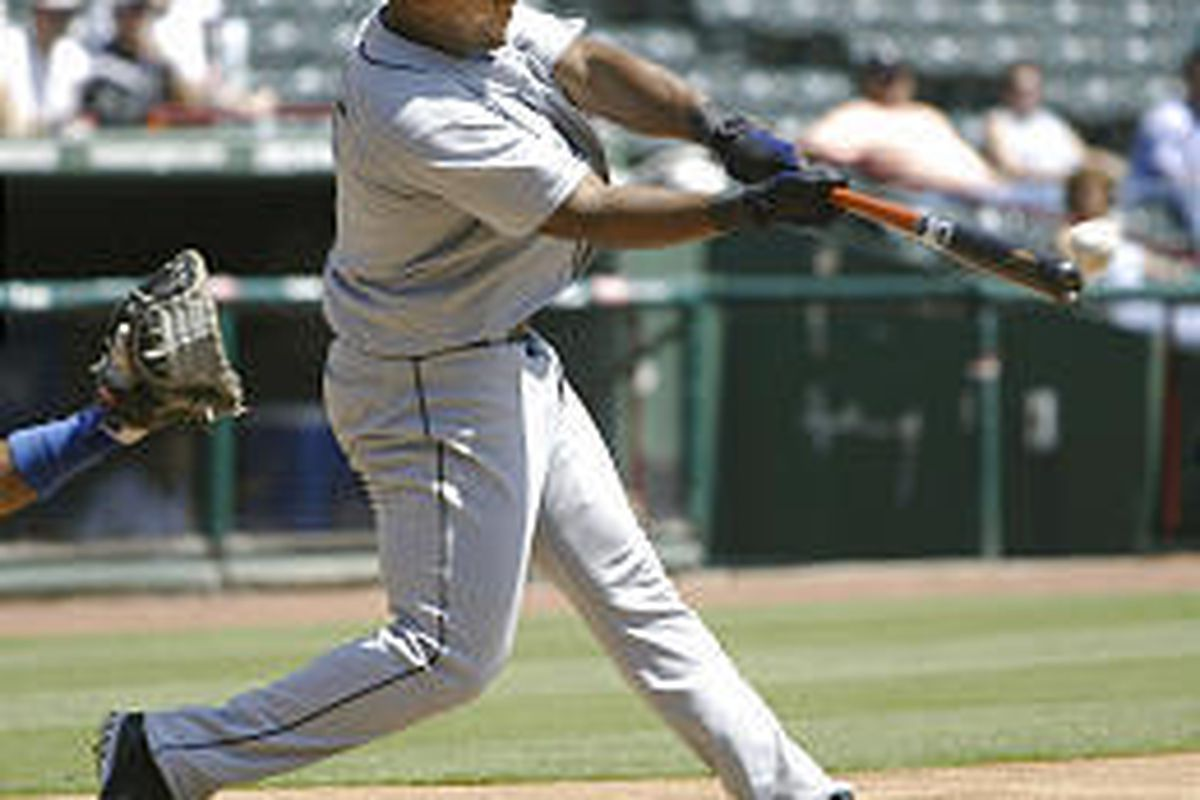 Seattle third baseman Adrian Beltre pounded 48 homers last season for Los Angeles, but he has hit just 18 this season for the Mariners.