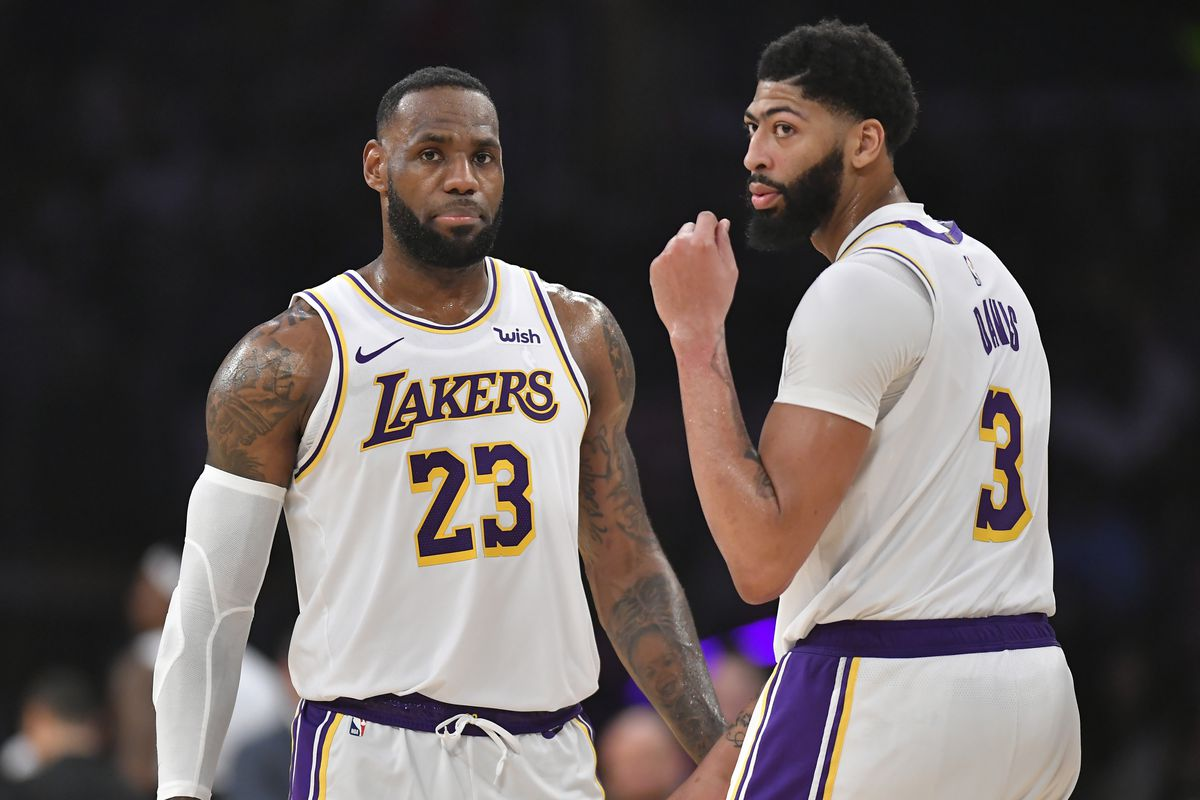 Anthony Davis Says Fans Should Vote All Lakers Into 2020 All