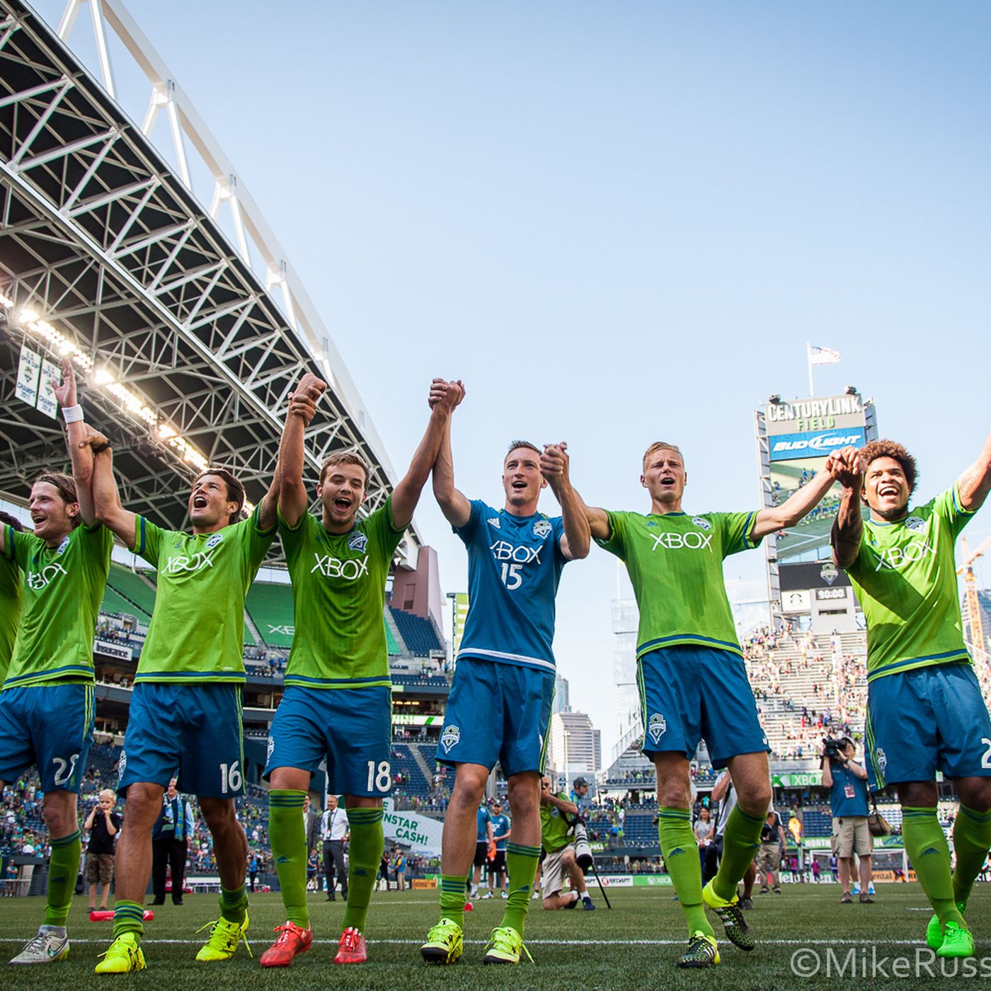 10a27fc5c8f Sounders take down Orlando  Stats