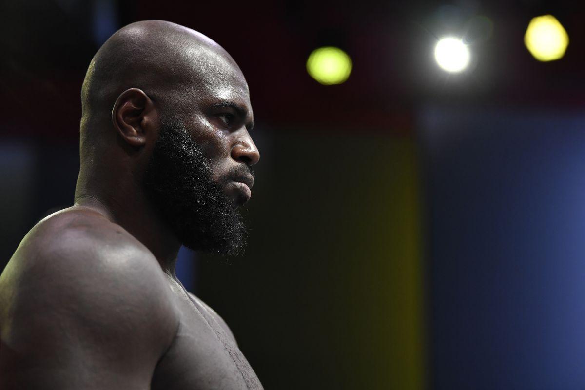 UFC Fight Night: Rozenstruik v Gane