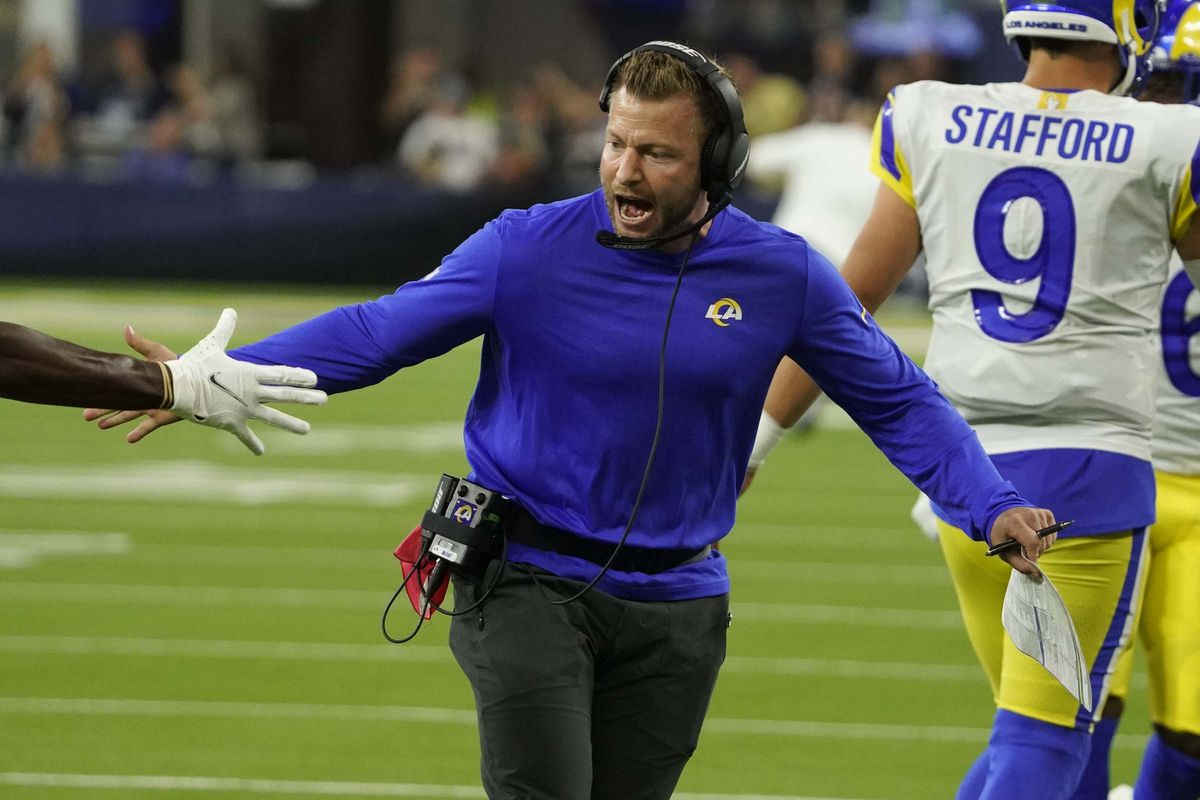 NFL: SEP 12 Bears at Rams
