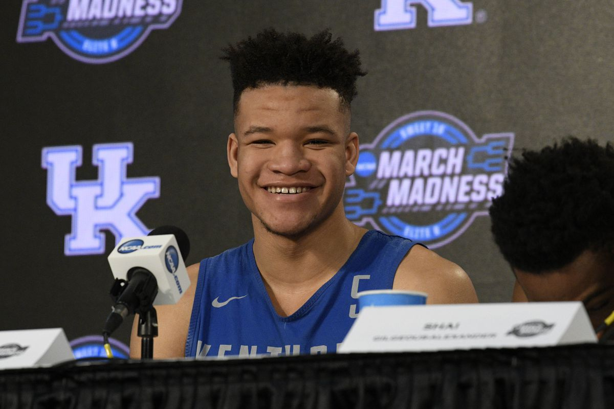 Uk Basketball: Kevin Knox NBA Draft Decision: Making The Case For Return