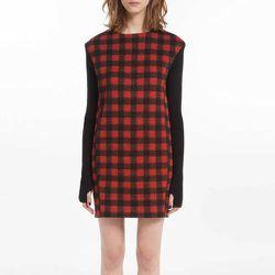 "<b>Maje</b> Dustique Dress, <a href=""http://us.maje.com/dresses/dustique.html"">$320</a>"