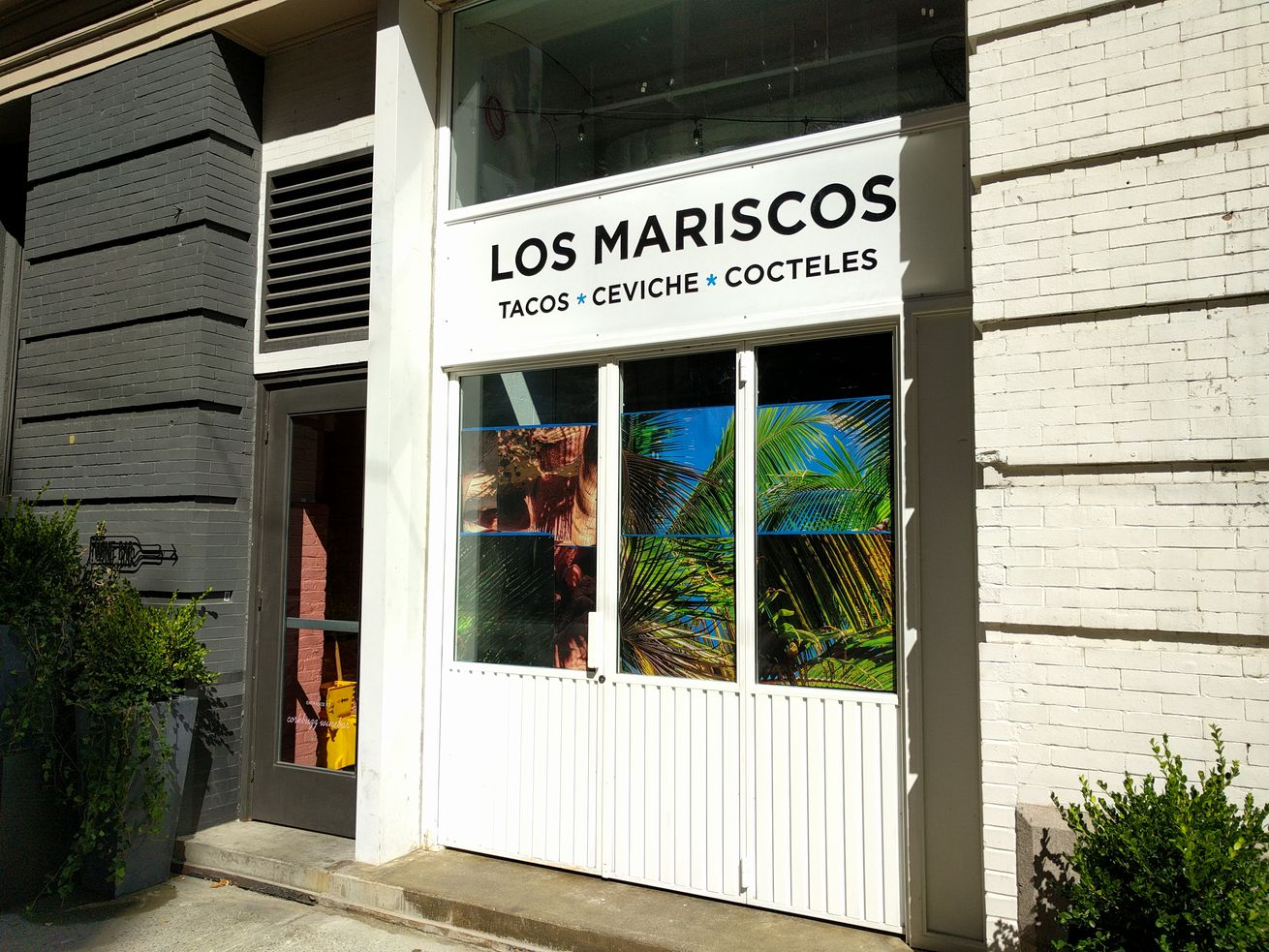 Most Instagram Worthy Restaurants in New York los mariscos chelsea market