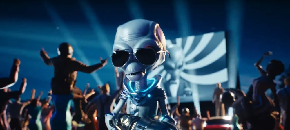destroy all humans - Destroy All Humans! review: an A+ remaster of a B+ game