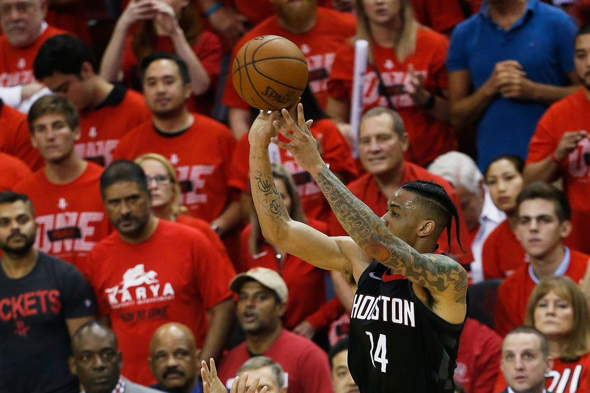 44952ee4aaf9 Houston Rockets  only hope against Golden State Warriors was to rely ...