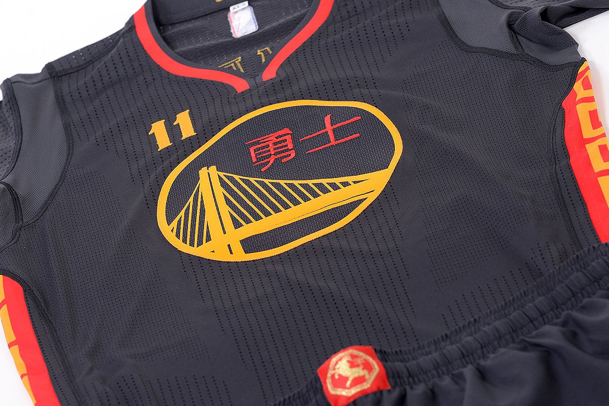 The Warriors New Jerseys Have Already Won Chinese New