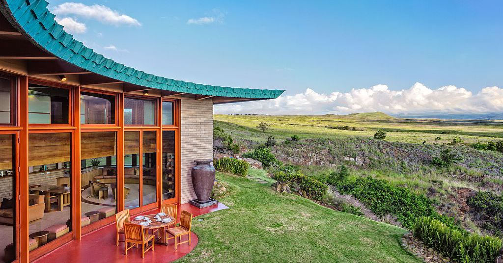12 Frank Lloyd Wright homes you can rent right now