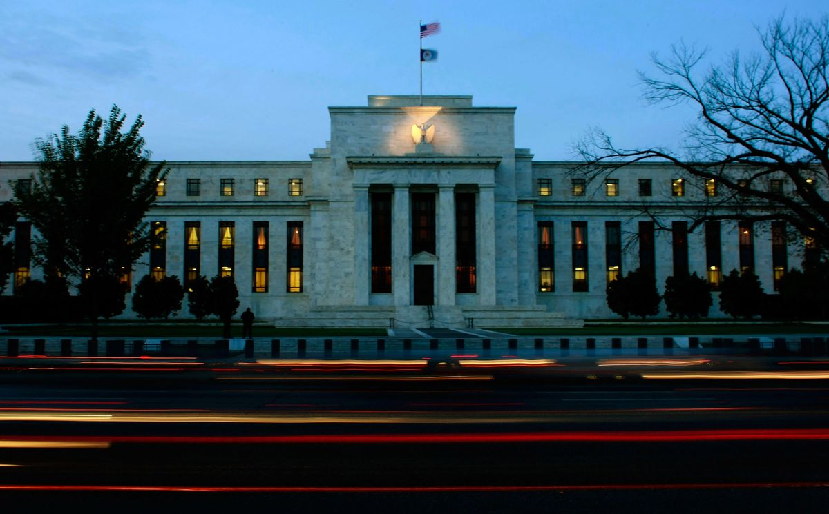 Federal Reserve Begins Its Final Meeting Of The Year