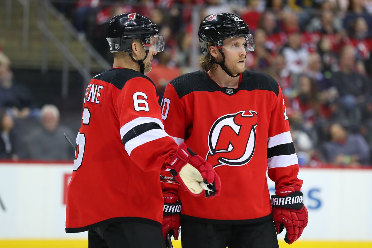 NHL: FEB 08 Kings at Devils