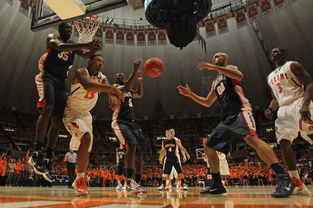 Illinois will be one of the several big time programs coming to Spokane this year.