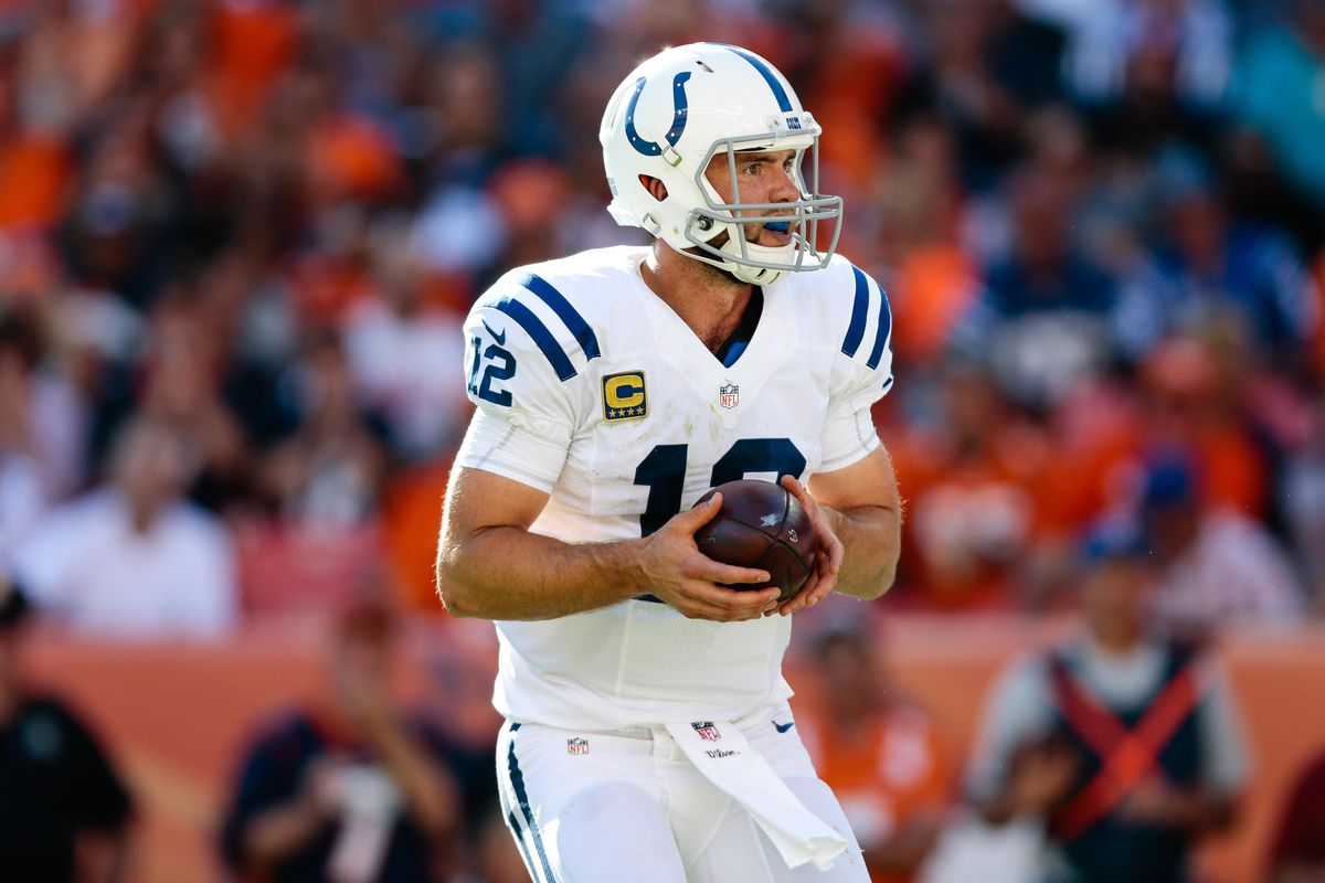 Andrew Luck Colts Fans Don T Need To Have Any Concern