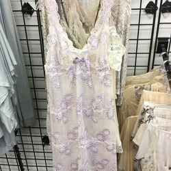 Eberjey chemise, $35