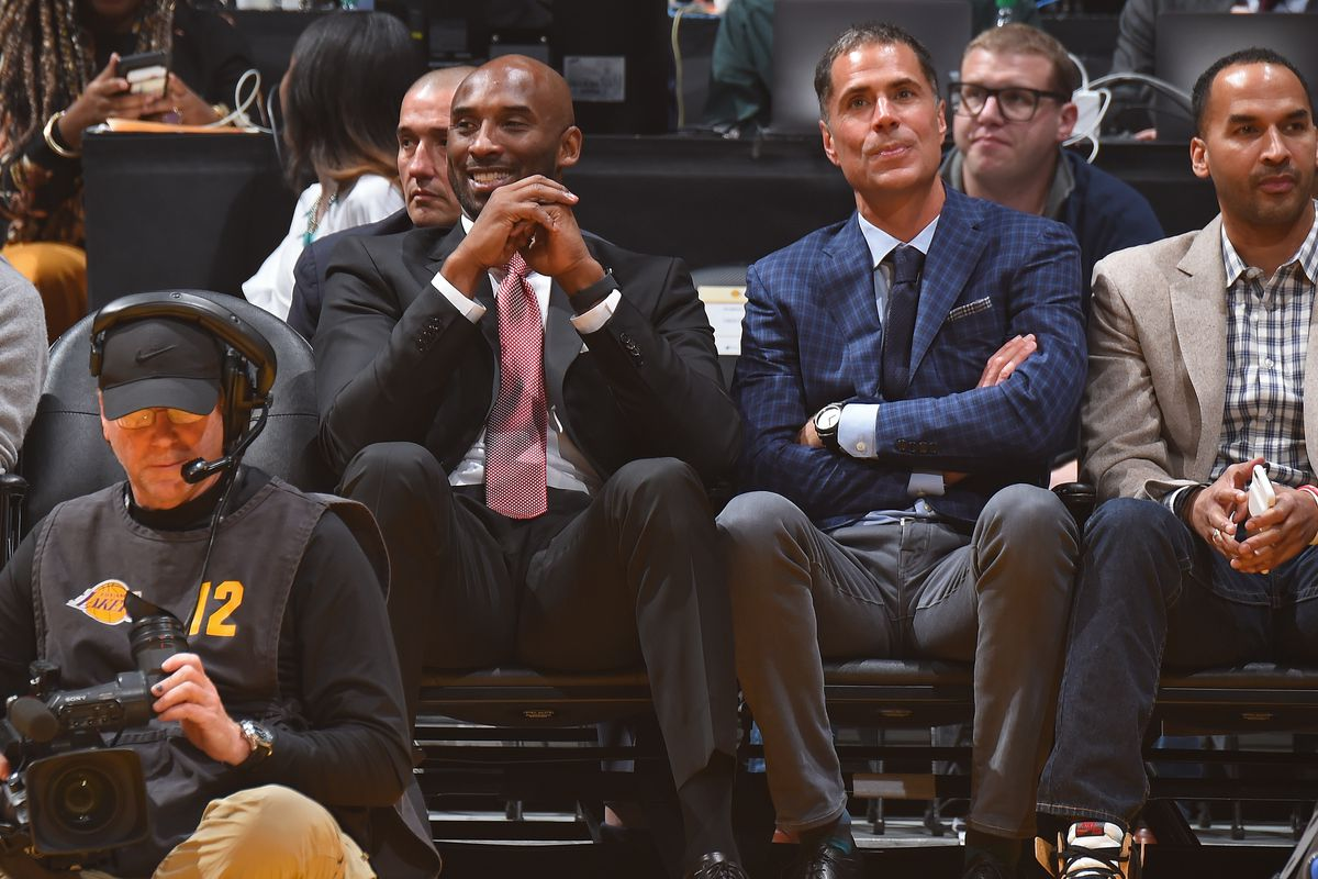 Kobe Bryant explains why he doesn't help Rob Pelinka recruit free agents to Lakers