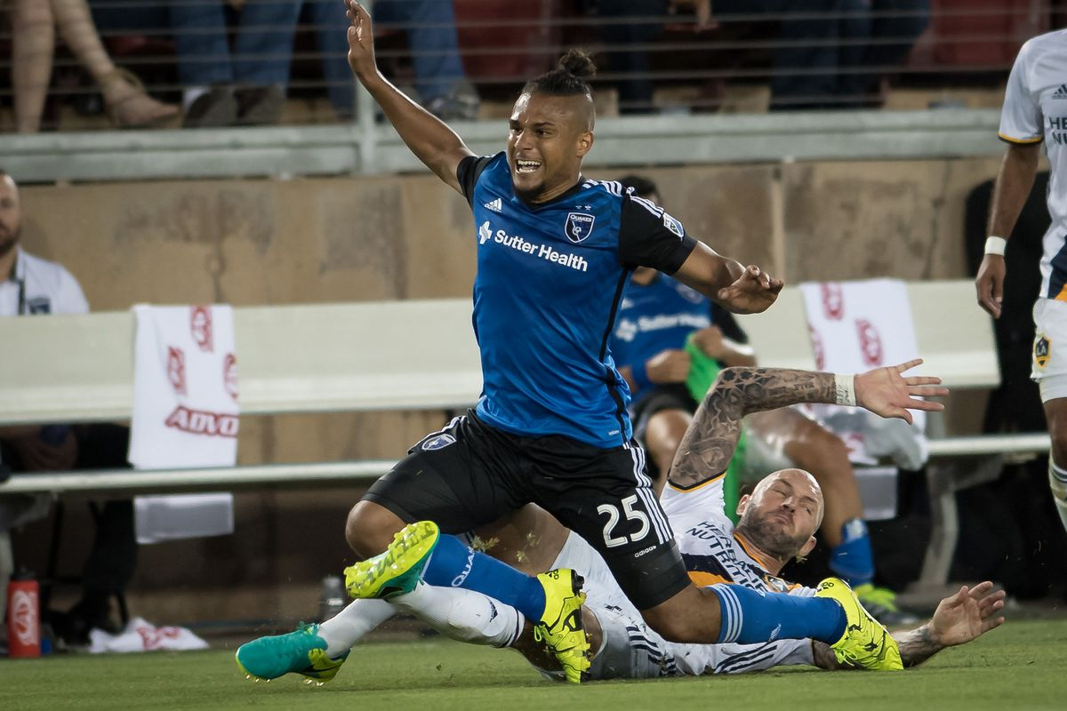 Quincy Amarikwa returns to Chicago for first time since he was traded to the Quakes last July