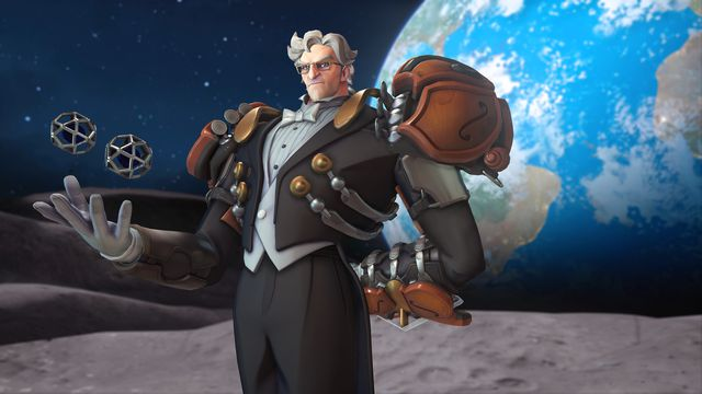 Overwatch's new event turns Sigma into a conductor