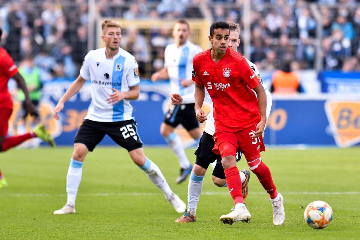 TSV 1860 Muenchen v Bayern Muenchen II - 3. Liga