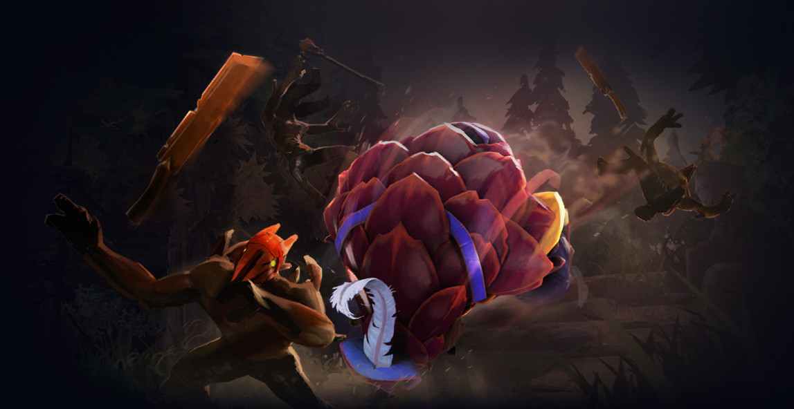 Major gameplay changes in Dota 2's 7 07 patch - The Flying