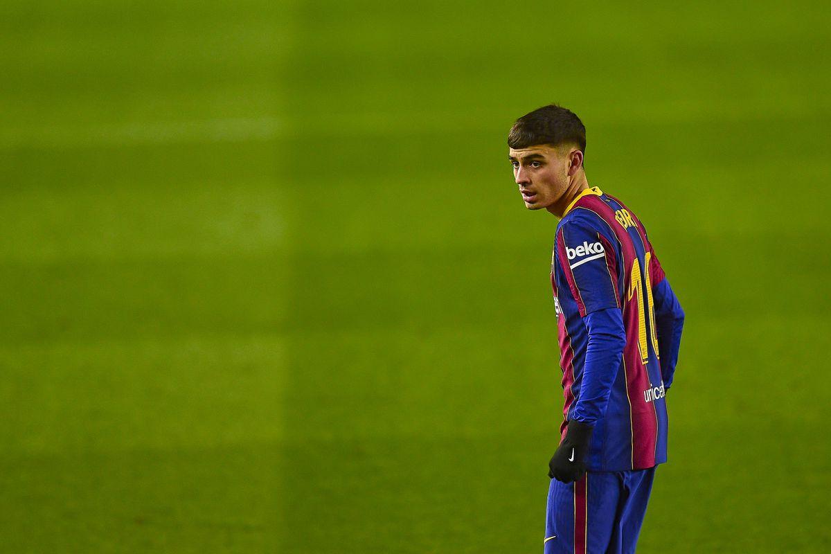ESP: FC Barcelona - SD Eibar. La Liga Santander