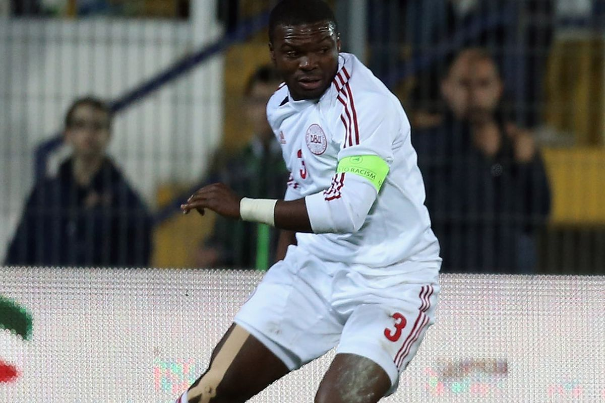 Not only is Jores Okore healthy... he captained Denmark's U21's last week!
