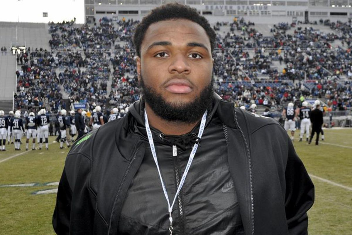 Christian Wilkins makes his official this weekend