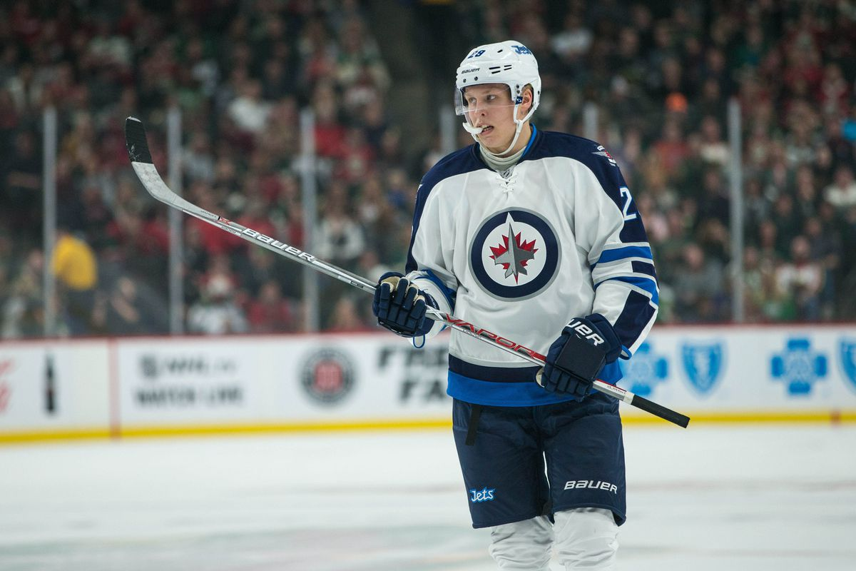 super popular 7d5ec b0238 Heritage Classic: Oilers @ Jets - McDavid, Laine Set To Face ...