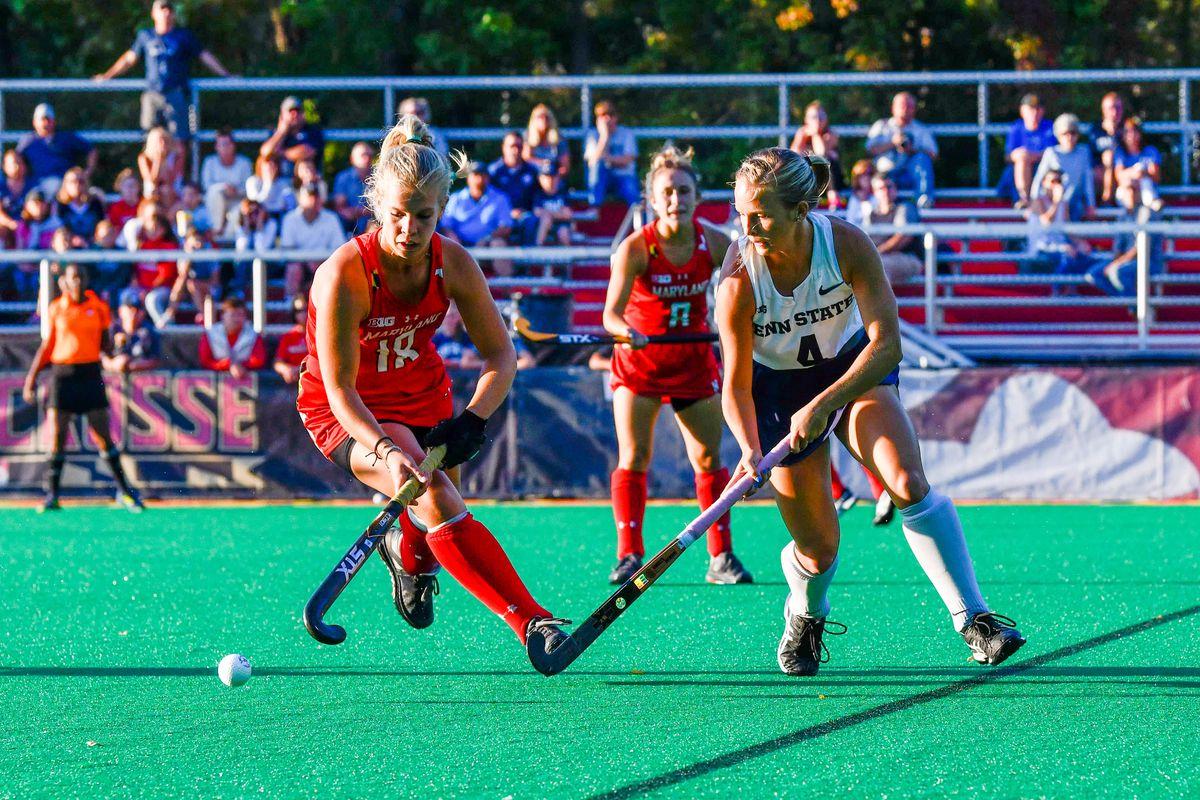 Maryland field hockey 2019