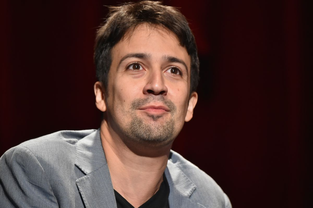 Lin-Manuel Miranda photographed on Aug 15, 2016, in New York City.   Photo by Theo Wargo/Getty Images