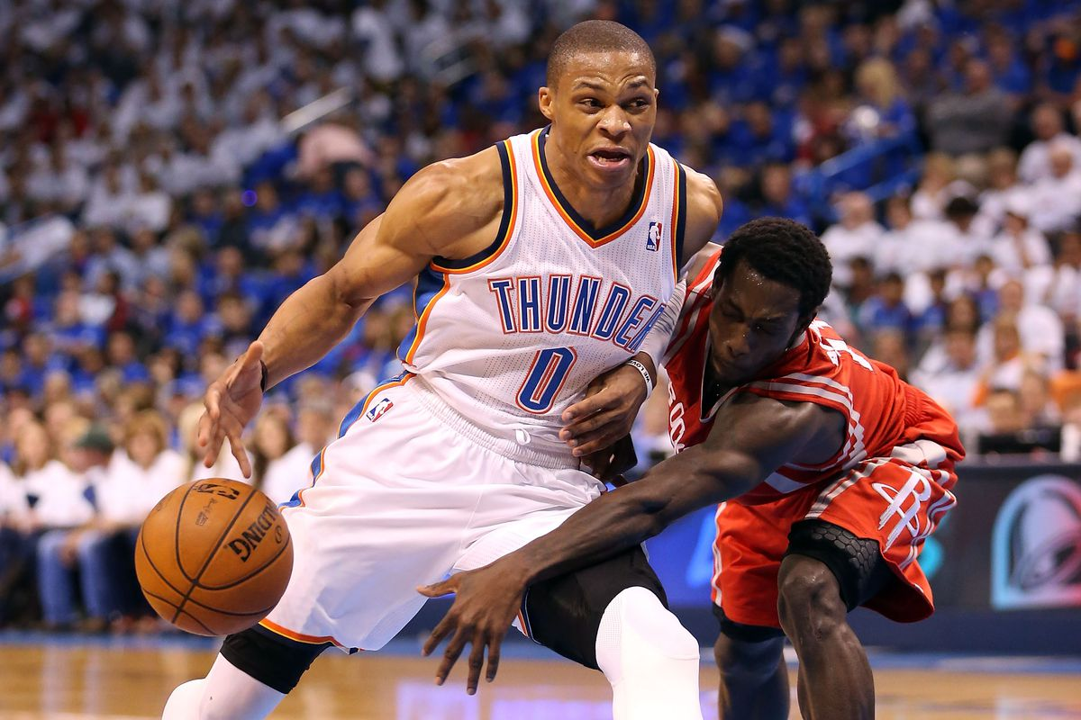 Remember this series, Thunder fans?