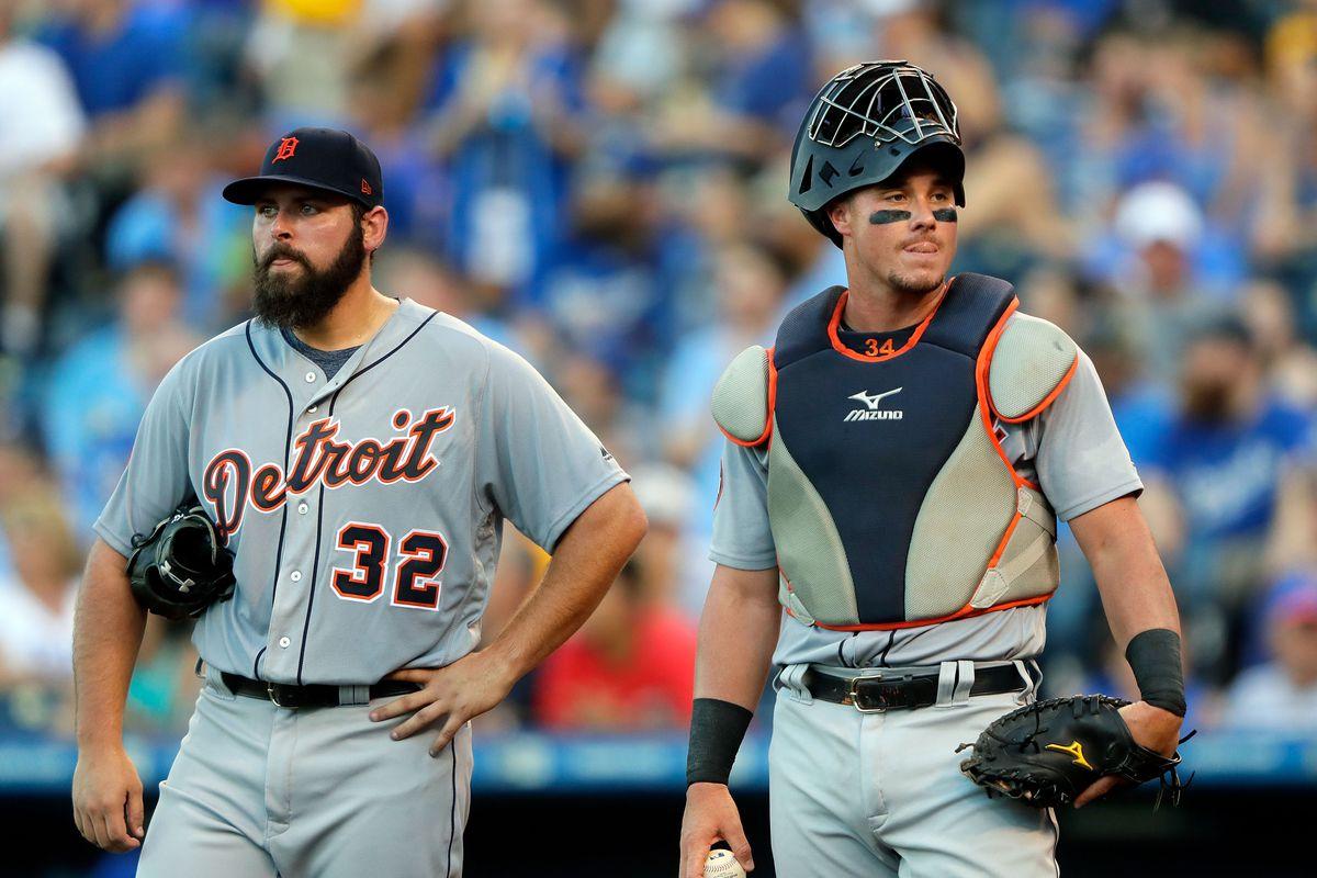 MLB trade rumors: Tigers may trade Michael Fulmer just to dump